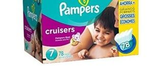 Other - Pampers Cruisers Diapers  Size 7